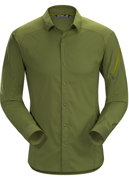Elaho Shirt LS Men's Bushwhack