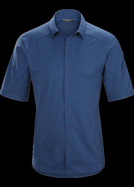 d9996ba91 Camisa Elaho de manga corta / Hombre | Arc'teryx