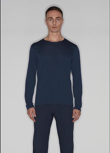 Frame Shirt LS Men's Dark Navy