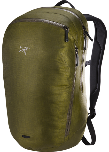 Granville 16 Zip Backpack  Bushwhack