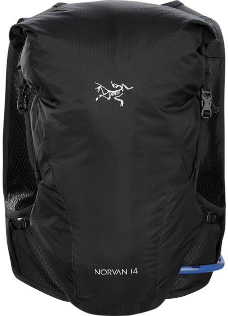 Exceptionally comfortable vest carries gear and hydration for all-day trail runs.