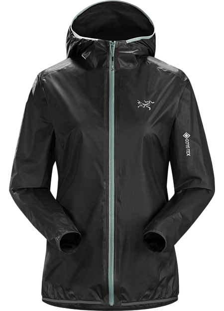The lightest, most breathable Arc'teryx GORE-TEX trail running jacket.