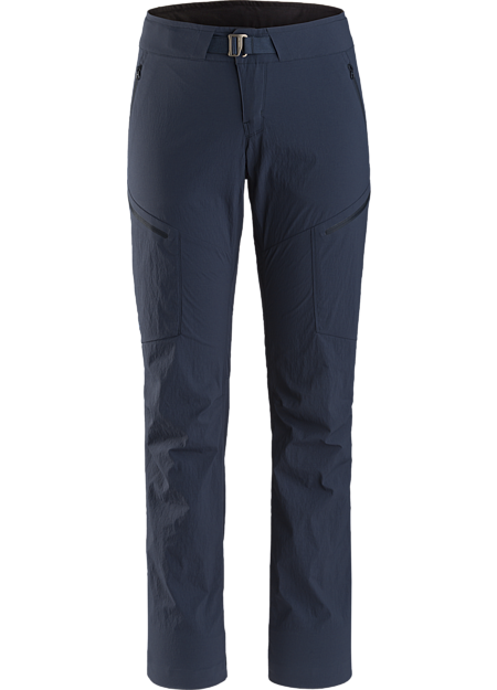 Light, comfortable, air permeable, technical hiking pant made from hardwearing, quick drying TerraTex™ nylon fabric.