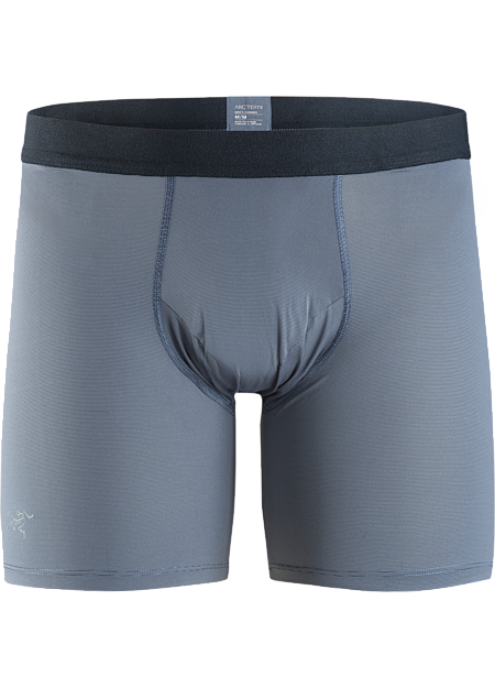 Silkweight Phasic™ base layer boxer for high output activities. Phase Series: Moisture wicking base layer | SL: Superlight.