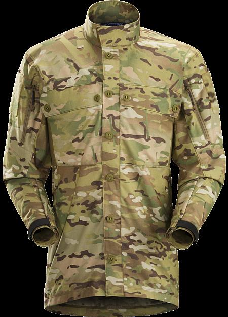 845e7bc7ddcd3 Recce Shirt LT MultiCam / Mens / Arc'teryx
