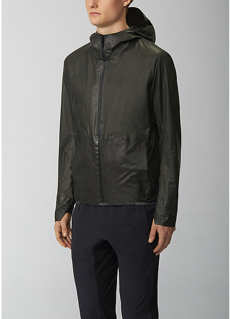 The most lightweight, breathable, waterproof jacket.
