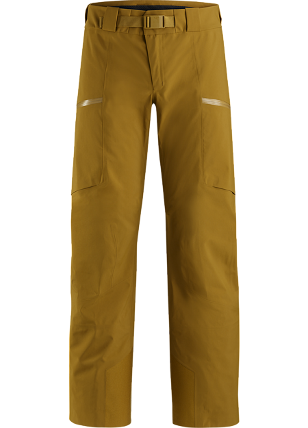Lightly insulated, waterproof GORE-TEX freeride pant with performance features and a contemporary style. | AR: All-round.