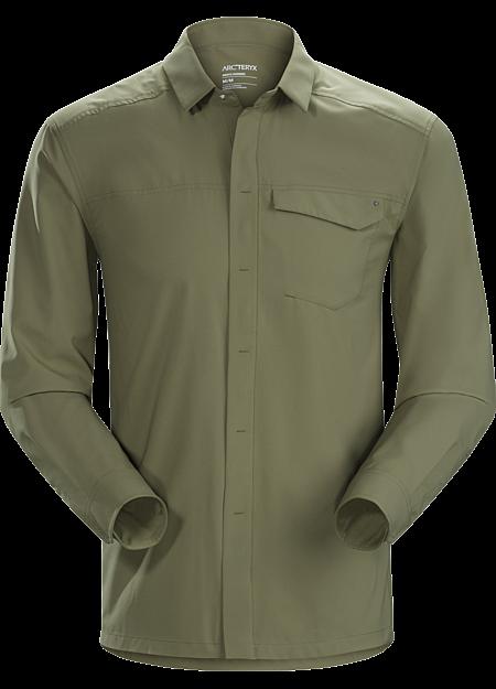 Skyline Shirt LS Men's Wildwood