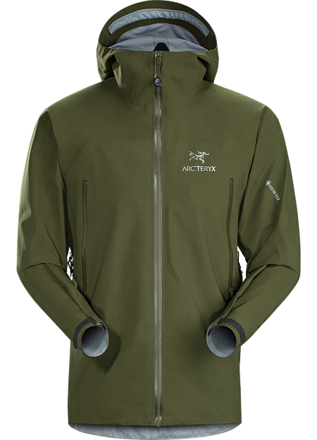 Zeta AR Jacket Men's Bushwhack