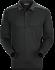 A2B Polo Shirt LS Men's Black