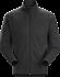 Covert Cardigan Men's Black Heather