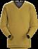 Donavan V-Neck Sweater Men's Ore Heather