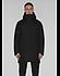 Monitor Down Coat Men's Black