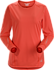 Motus Crew Neck Shirt LS Women's Aurora