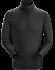 Phase SL Zipper Funktionsshirt Men's Black