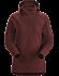 Rho LT Hooded Zip Neck Women's Flux