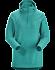 Rho LT Hooded Zip Neck Women's Illusion