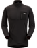 Rho LT Zip Neck Men's Black