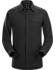 Skyline Shirt LS Men's Black