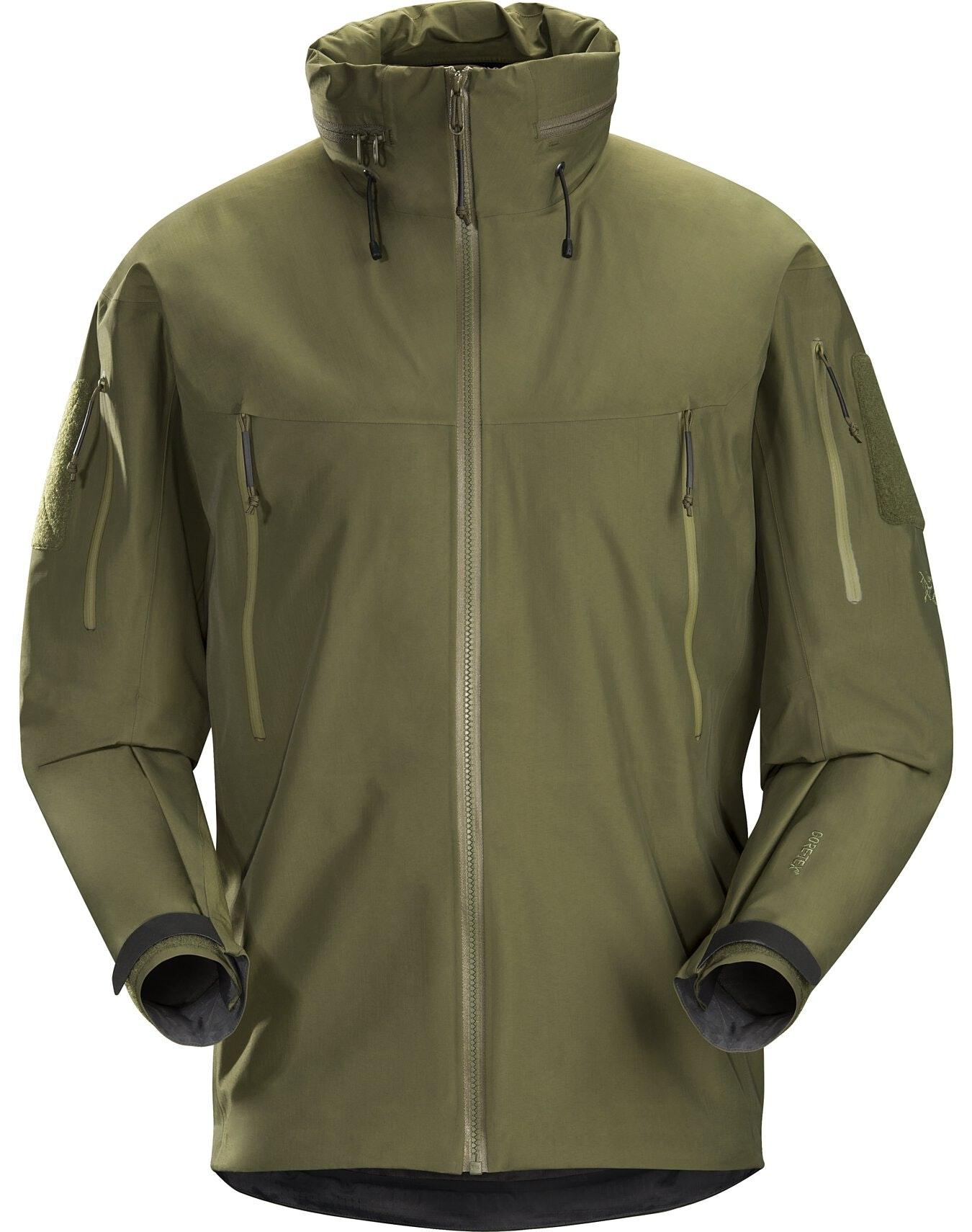 Alpha Jacket Gen 2 Ranger Green