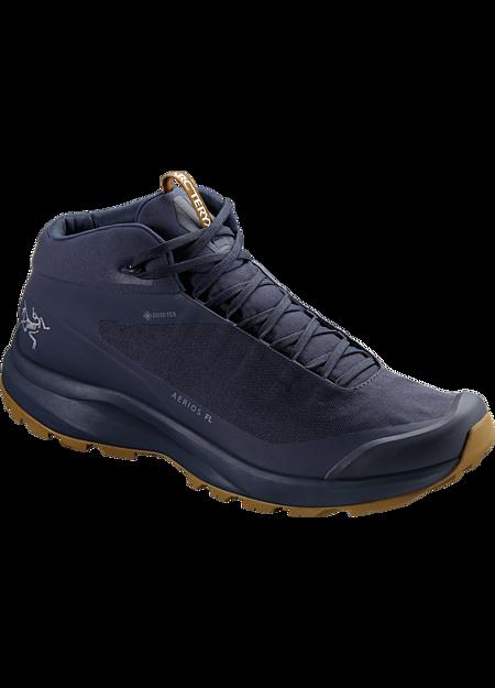 Aerios FL Mid GTX Shoe Men's Cobalt Moon/Yukon