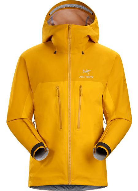 Versatile GORE-TEX PRO jacket performs across a range of alpine conditions. Alpha Series: Climbing and alpine focused systems | AR: All Round