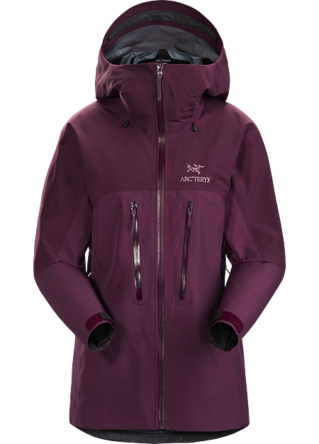 Versatile GORE-TEX PRO jacket performs across a range of alpine conditions. Alpha Series: Climbing and alpine focused systems | AR: All Round.