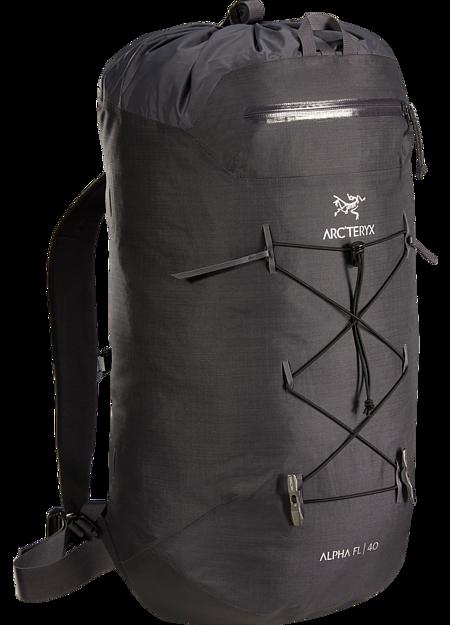 Alpha FL 40 Backpack Men's Carbon Copy
