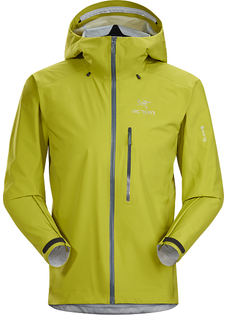 Alpha FL Jacket Men's Meteor