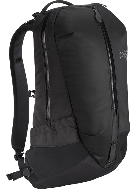Arro 22 Backpack  Stealth Black