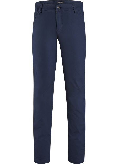 Atlin Chino Pant Men's Cobalt Moon