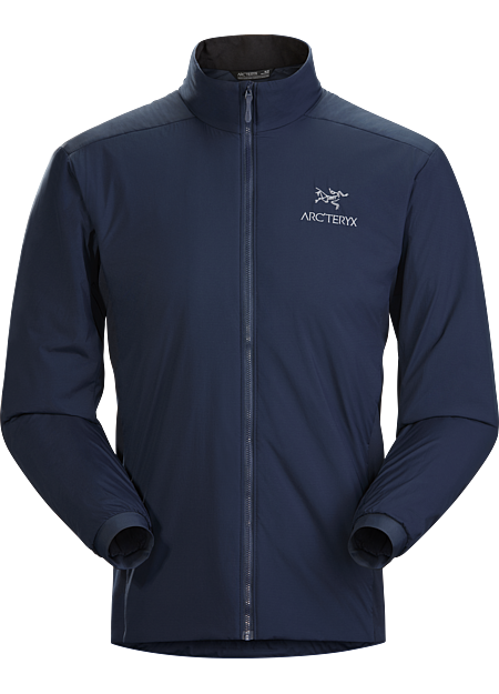 Atom LT Jacket Men's Kingfisher