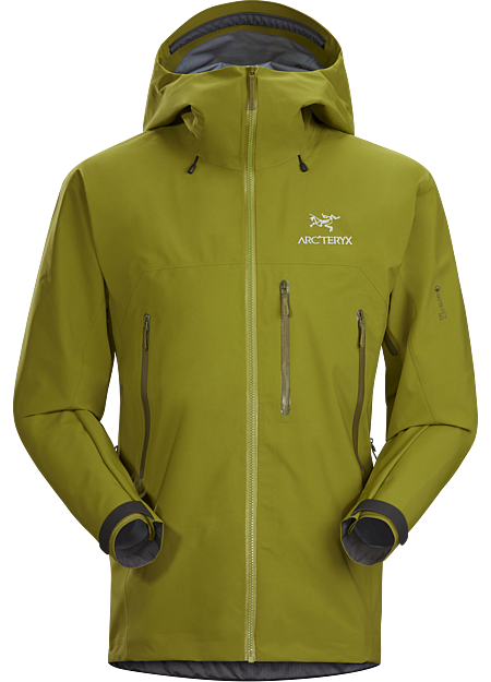 Durable, highly versatile GORE-TEX PRO jacket for severe alpine conditions. Beta Series: All round mountain apparel. | SV: Severe weather.