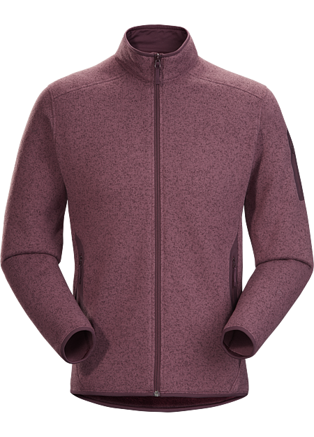 Covert Cardigan Men's Axiom Heather
