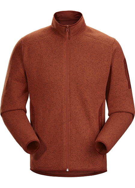 Covert Cardigan Men's Sublunar Heather