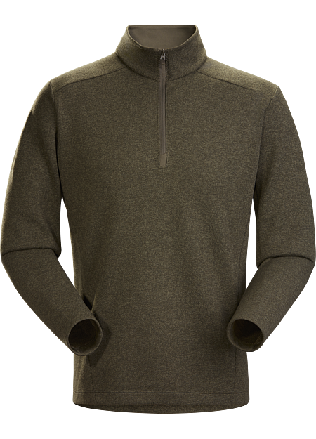 Covert LT 1/2 Zip Men's Dracaena Heather