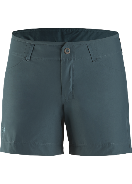 Lightweight, five pocket hiking short with high air permeability for hot weather.