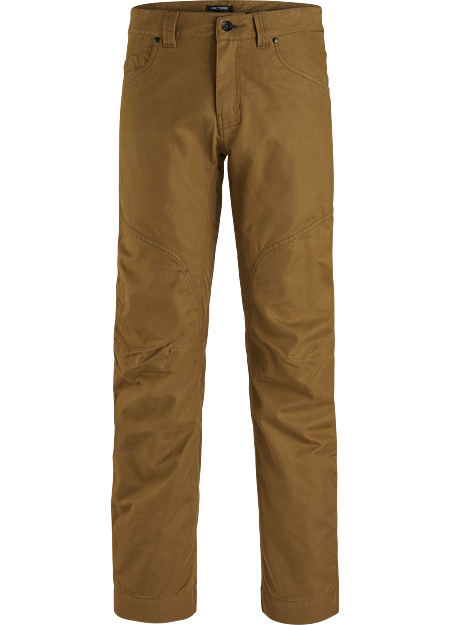 Versatile, heavyweight canvas pant for weekends, workdays and wear around town.