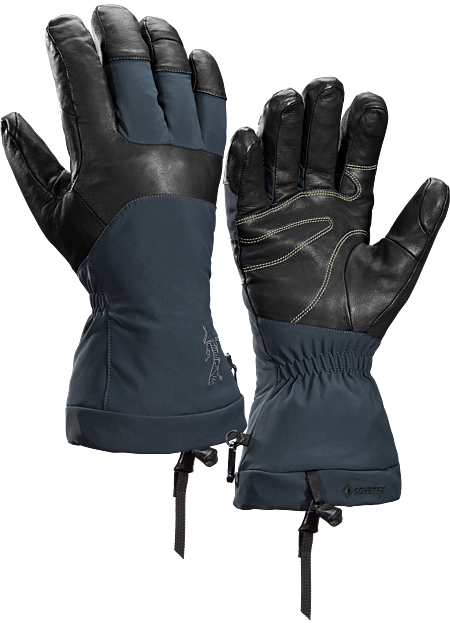 Insulated and GORE-TEX weatherproof, Arc'teryx's warmest glove with the durability and versatility for skiing, snowboarding and winter sports. | SV: Severe Weather.