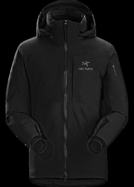 Fission SV Jacket Men's Black