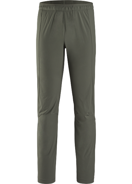 Lightweight, versatile trail running pant with excellent freedom of movement.