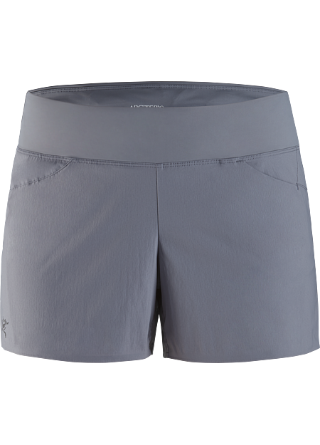 Lightweight, breathable lined short for demanding day-long trail runs.