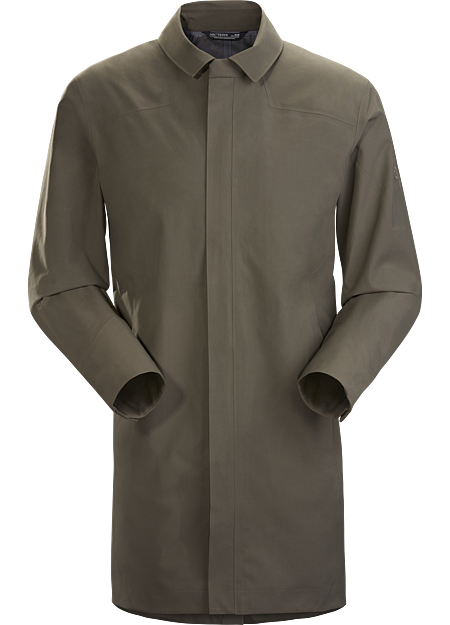 Keppel Trench Coat Men's Dracaena