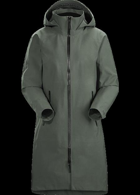 Mistaya Coat Women's Aeroponic