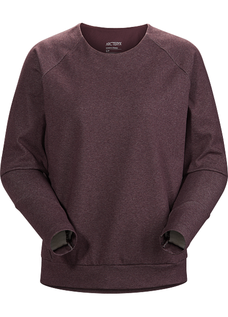 Momenta Pullover Women's Dark Ultima Heather