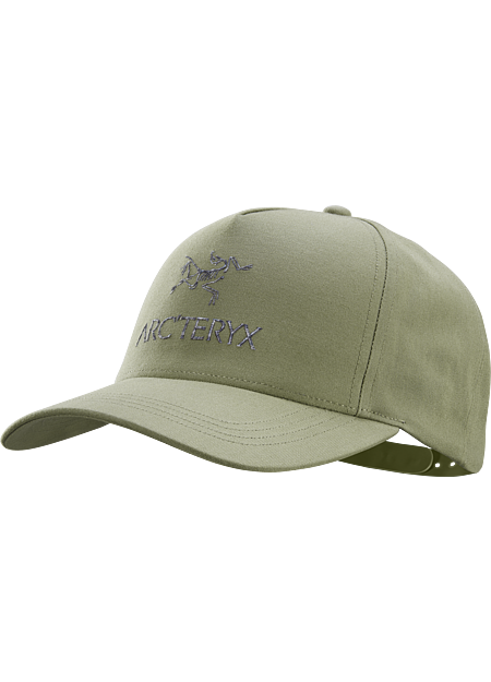 Retro low-profile style in a cotton/poly five-panel cap.