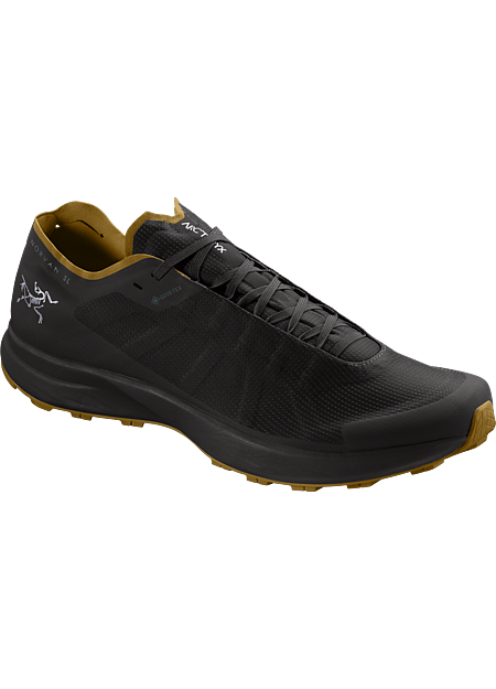 Norvan SL GTX Shoe Men's Black/Yukon