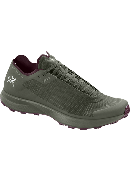 Exceptionally lightweight trail running shoe with GORE-TEX protection.