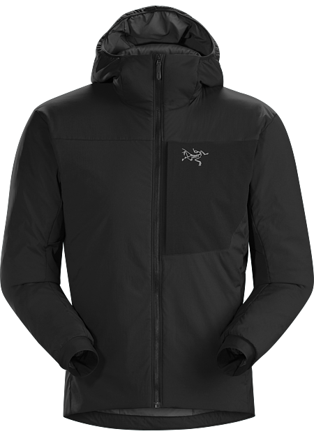 Proton LT Hoody Men's Black