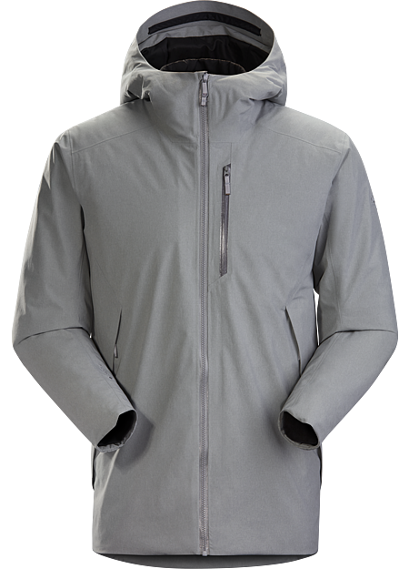 Radsten Parka Men's Pyrite Heather